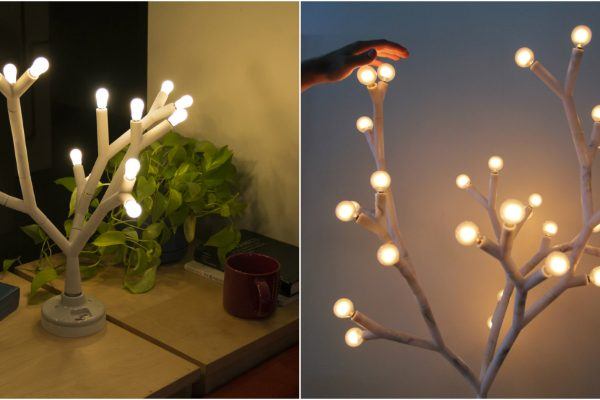 Splyt: The LED Tree Standing Lamp