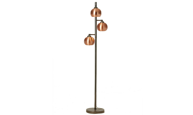 Some Amazing Floor Lamp Designs Using Copper floor lamp designs Some Amazing Floor Lamp Designs Using Copper fish pool