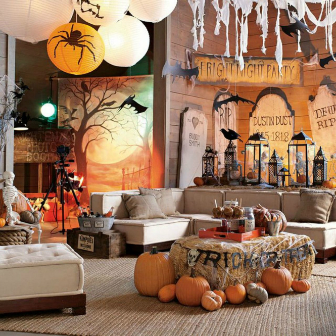 Transform Your Home Design for Halloween home design Transform Your Home Design for Halloween homedesign1