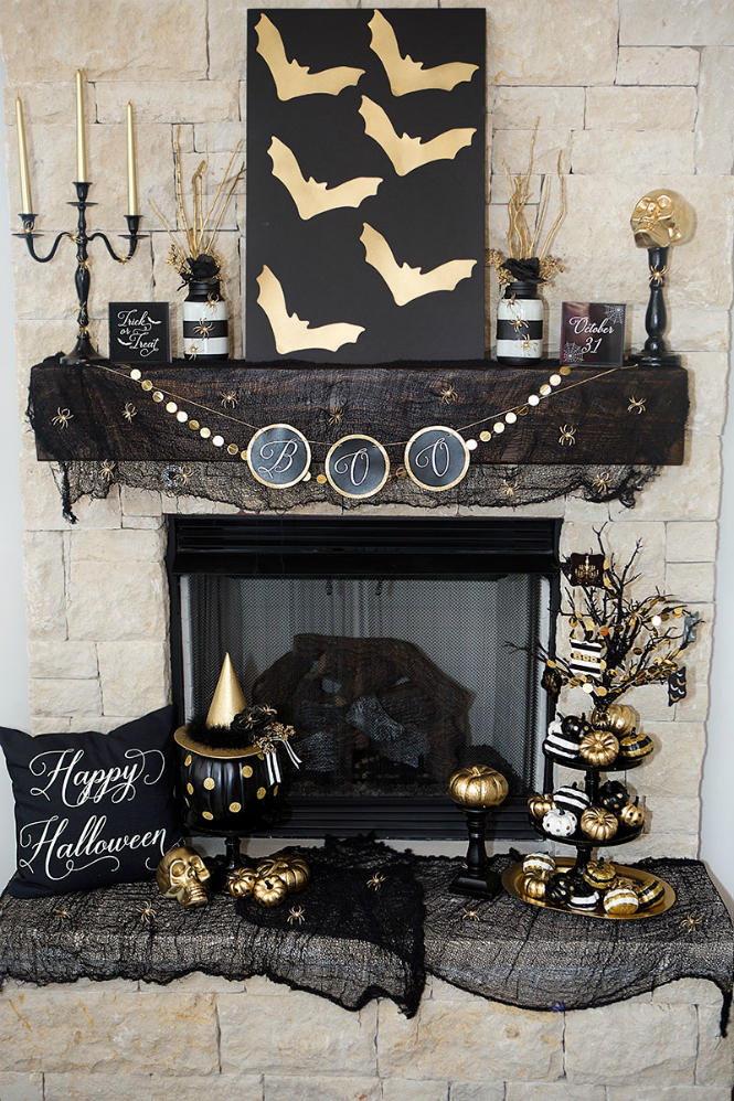Transform Your Home Design for Halloween home design Transform Your Home Design for Halloween homedesign2