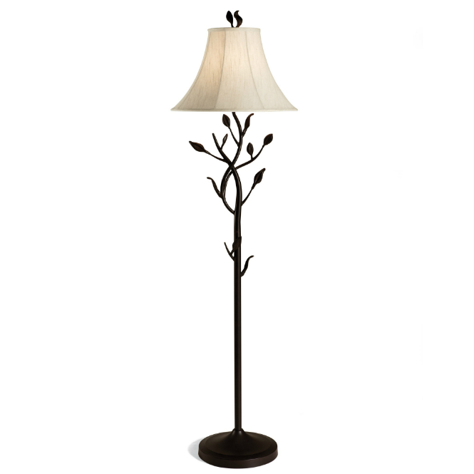 10 of the Most Edgy Standing Lamps to Use in Your Modern Home standing lamps 10 of the Edgiest Standing Lamps to Use in Your Modern Home iron tree floor lamp 1