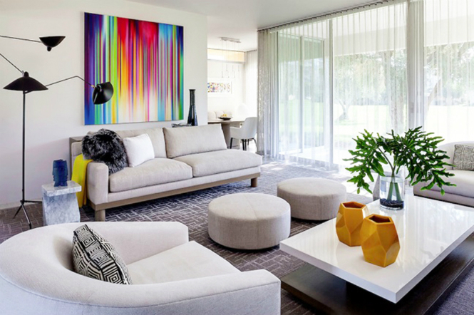 Awesome Home Designs featuring Modern Floor Lamps Powered by 1stdibs modern floor lamps Awesome Home Designs featuring Modern Floor Lamps Powered by 1stdibs mid century modern modern living room palm springs ca by vance burke design inc1