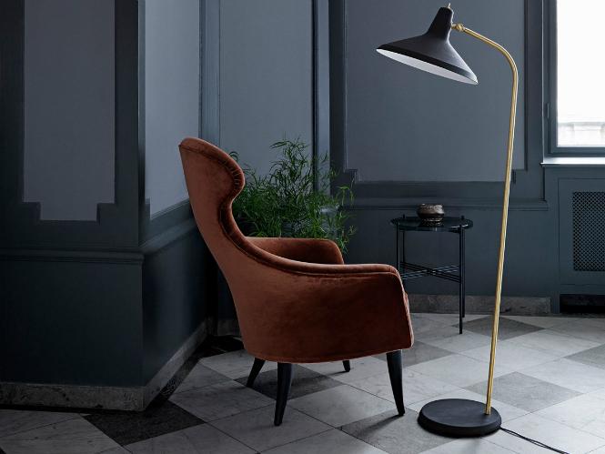 Top Mid-Century Lighting Designers: Greta M. Grossman