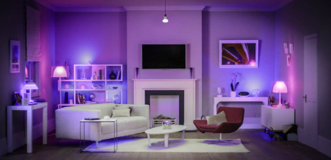 how to get phillips hue lights