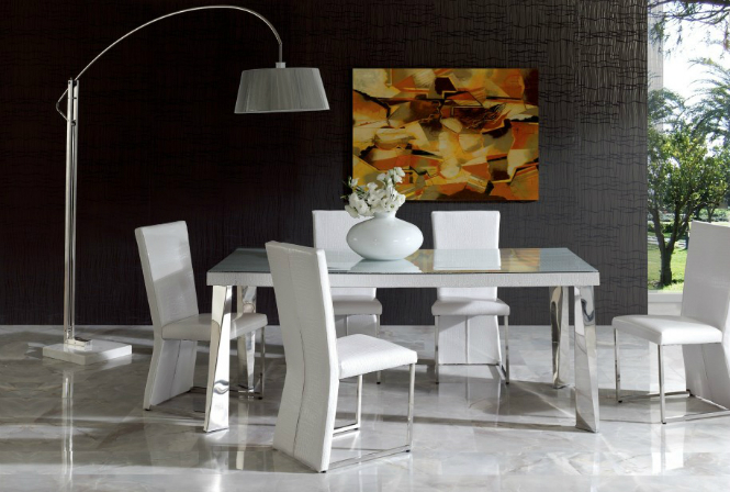 5 Ideas on How to Use Modern Floor Lamps in Your Dining Room modern floor lamps 5 Ideas on How to Use Modern Floor Lamps in Your Dining Room skypti