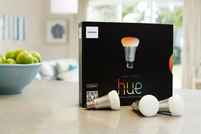 LED Philips Hue Might be In for a Rebate philips hue LED Philips Hue Might be In for a Rebate the next web