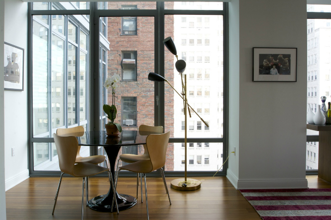 8 Chic Modern Floor Lamps to Surprise your Family this Thanksgiving modern floor lamps 8 Chic Modern Floor Lamps to Surprise your Family this Thanksgiving tribeca highrise