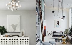 5 Mid-Century Suspension Lighting Designs for Your Living Room
