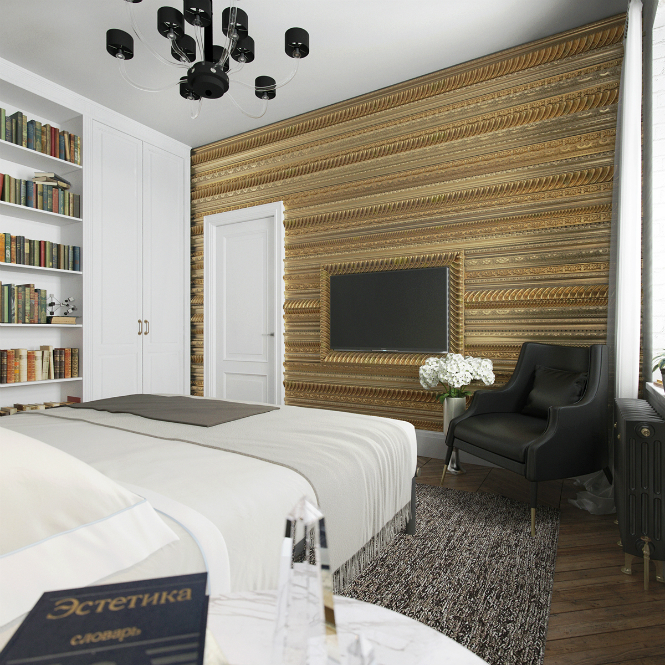Contemporary Apartment in Kiev with Modern Black Lamps black lamps Contemporary Apartment in Kiev with Modern Black Lamps Contemporary Apartment in Kiev with Modern Black Lamps 11