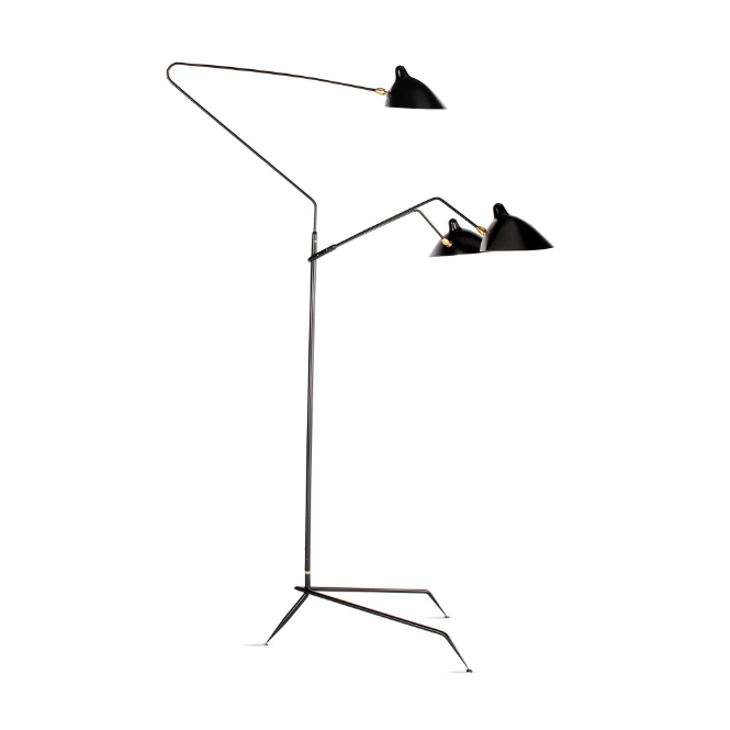 Floor Lamps Essentials: Serge Mouille Arm Lamps serge mouille Floor Lamps Essentials: Serge Mouille Arm Lamps Floor Lamps Essentials Serge Mouille Arm Lamps 4