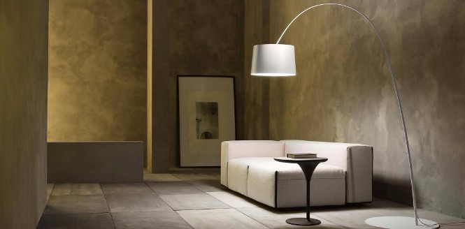 High End Modern Floor Lamps To Lighten Up Your Living Room