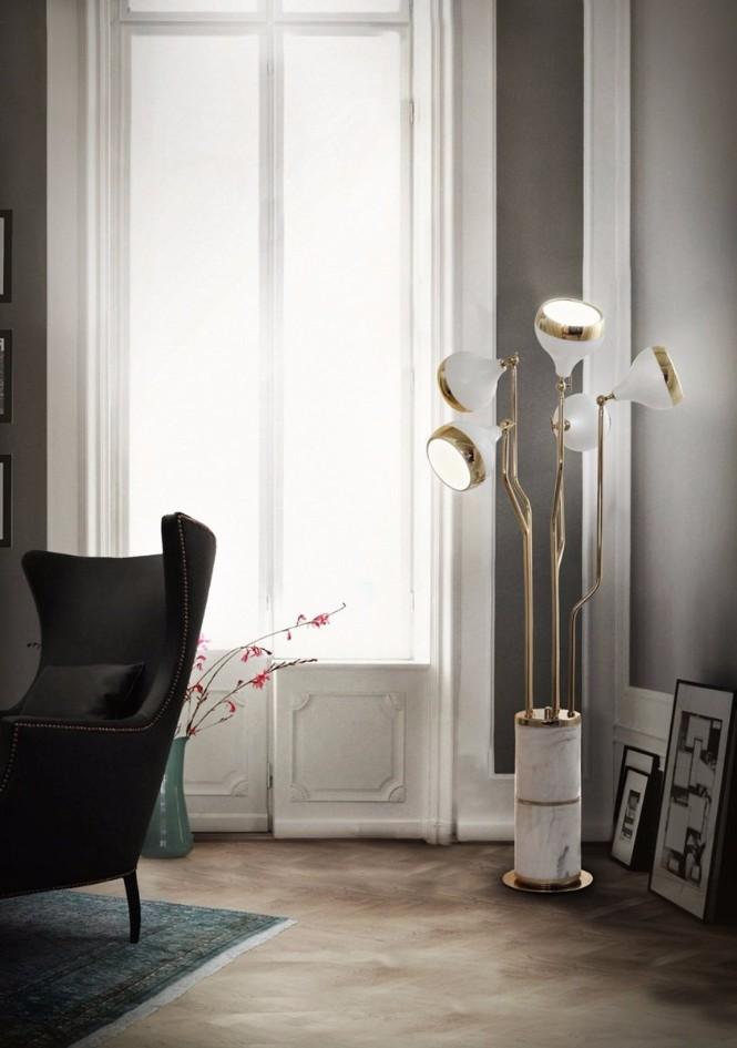 highend modern floor lamps to lighten up your living room modern floor lamps high
