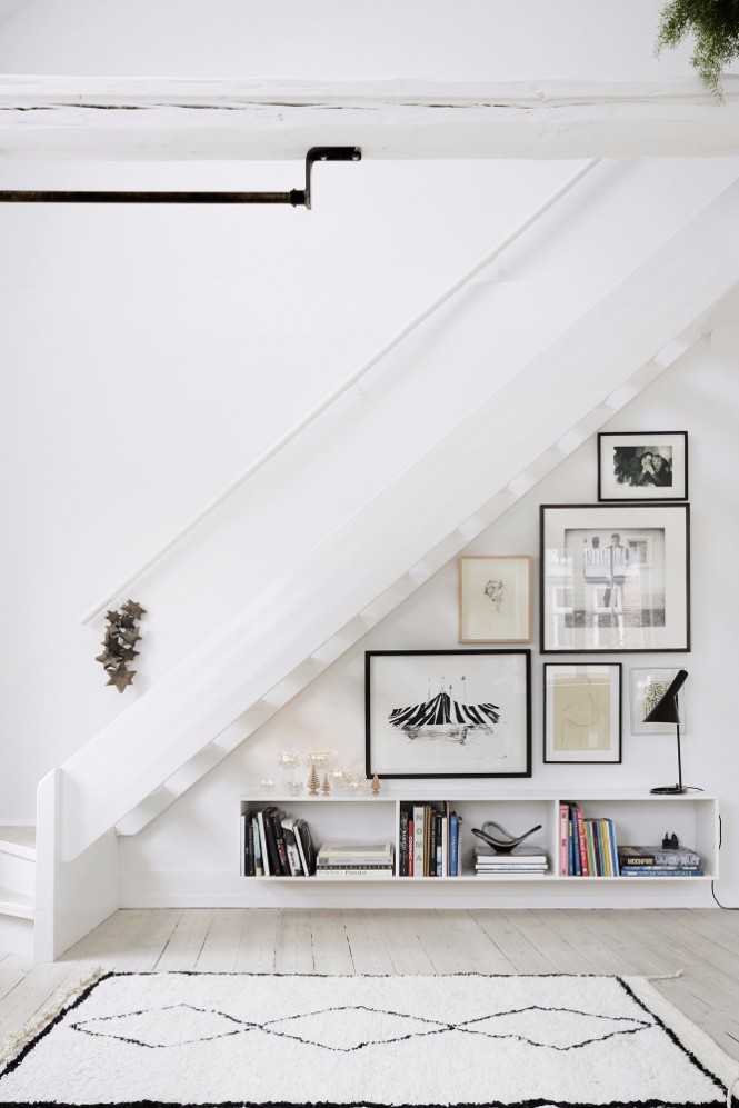 Scandinavian interior designs using table lamps - Danish interior design ideas nordic simplicity ...