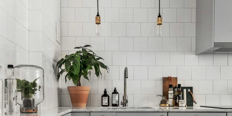 The Best Industrial Kitchen Lighting