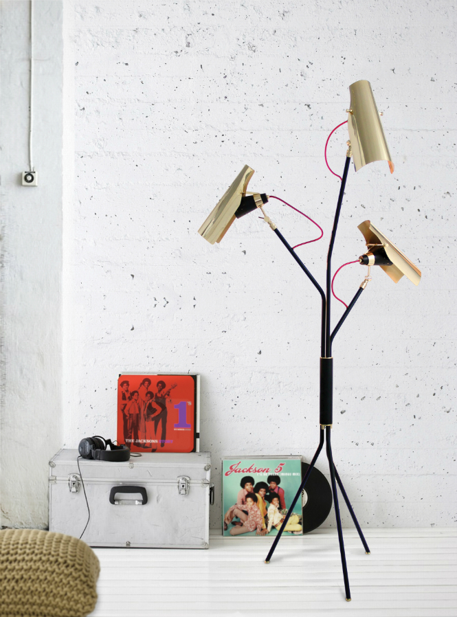 Mid-Century Jackson Floor Lamp as Seen by TRENDZINE floor lamp Mid-Century Jackson Floor Lamp as Seen by TRENDZINE delightfull jackson 01