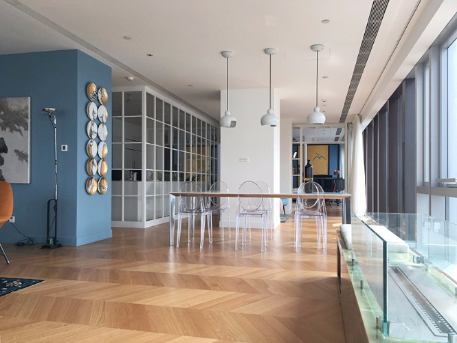 Beijing 350sqm Apartment with Classic Modern Floor Lamps modern floor lamps Beijing 350sqm Apartment with Classic Modern Floor Lamps Beijing 350sqm Apartment with Classic Modern Floor Lamps 9