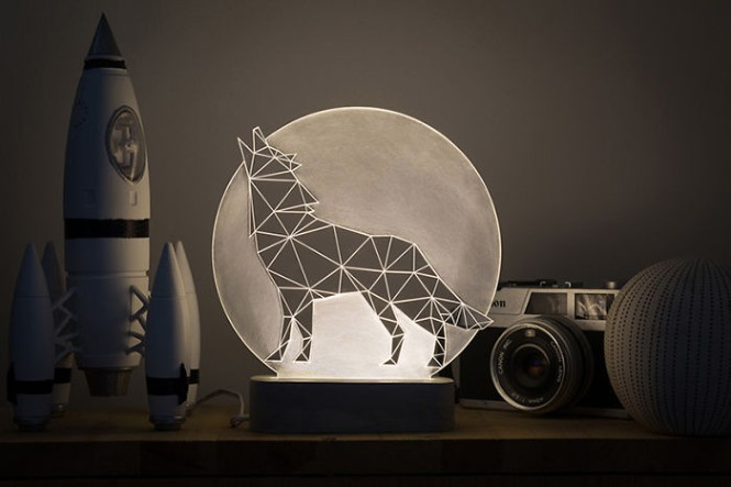 Geometric Lamp Designs to Light Your Winter Nights geometric lamp Geometric Lamp Designs to Light Your Winter Nights Geometric Lamp Designs to Light Your Winter Nights 3