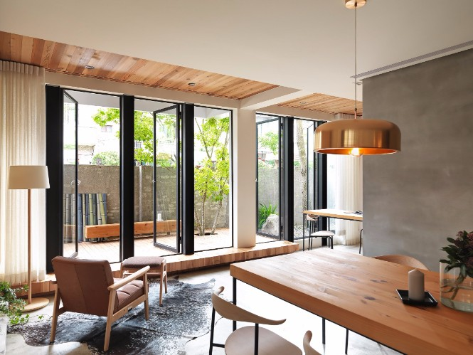 Mid-Century Taiwan Home Gets a Makeover Full of Great Lighting Designs lighting designs Mid-Century Taiwan Home Gets a Makeover Full of Great Lighting Designs Mid Century Taiwan Home Gets a Makeover full of Great Lighting Designs 12