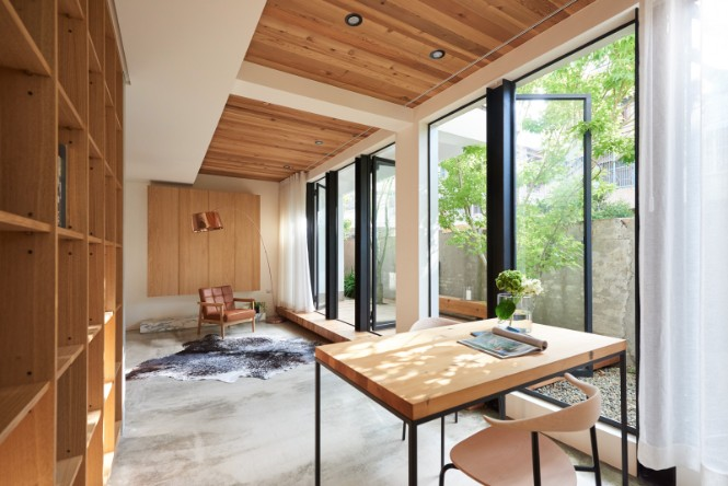 Mid Century Taiwan Home Gets A Makeover Full Of Great