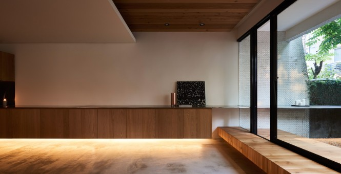 Mid-Century Taiwan Home Gets a Makeover Full of Great Lighting Designs