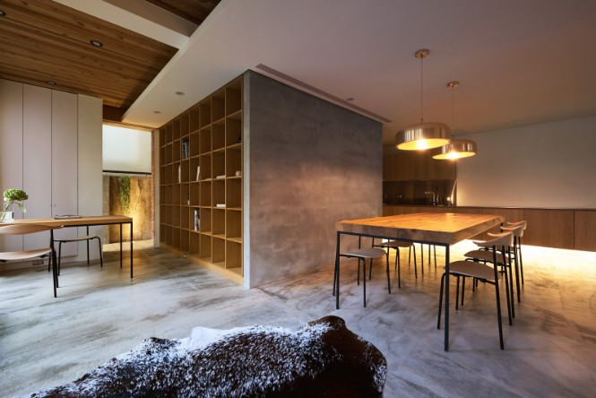 Mid-Century Taiwan Home Gets a Makeover Full of Great Lighting Designs lighting designs Mid-Century Taiwan Home Gets a Makeover Full of Great Lighting Designs Mid Century Taiwan Home Gets a Makeover full of Great Lighting Designs 5