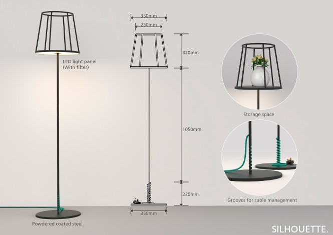 Minimalist Silhouette Modern Floor Lamp for Your Trendy Home modern floor lamp Minimalist Silhouette Modern Floor Lamp for Your Trendy Home Minimalist Silhouette Modern Floor Lamp for Your Trendy Home 1