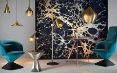 Tom Dixon's Upscale Modern Floor Lamps