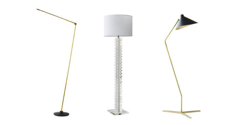 10 Best Modern Floor Lamps For Stylish Home Design in 2017