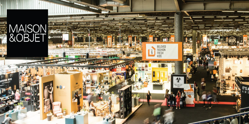 Maison et objet 2017 a complete guide for visitors - Salon paris maison et objet ...