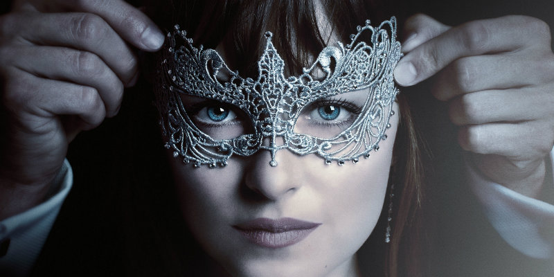 Fifty Shades Darker Returns with Luxury Lighting Designs