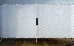 Hybrid Furniture Piece Combines a Wardrobe and a Floor Lamp FEAT