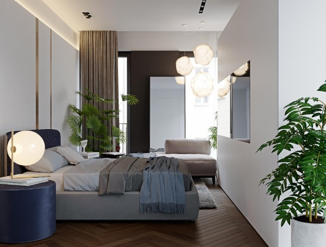 Luxurious Apartment Shining With DelightFULL Lighting Designs lighting designs Luxurious Apartment Shining With DelightFULL Lighting Designs Luxury Tag Residence in Almaty with DelightFULL Lighting Designs 6
