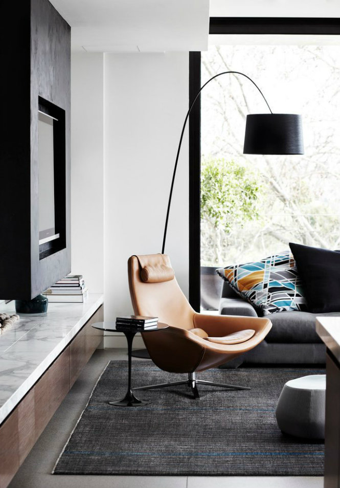 modern floor lamps Modern Floor Lamps to Brighten Your Reading Time Modern Floor Lamps 8