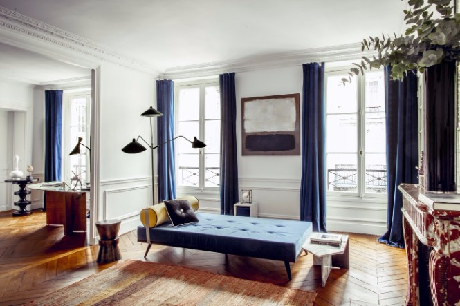 Stunning Lighting Designs Shine in Hilary Swank's Paris Apartment 1 lighting designs Stunning Lighting Designs Shine in Hilary Swank's Paris Apartment Stunning Lighting Designs Shine in Hilary Swanks Paris Apartment 6