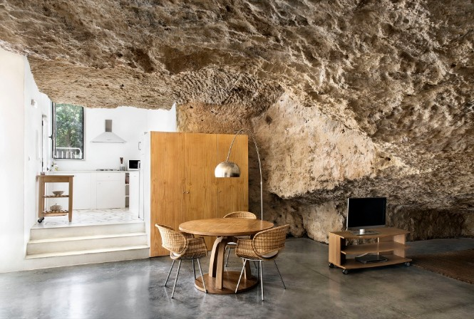 Cave House Straight Out of a Fairy Tale with a Stunning Arc Floor Lamp 1 arc floor lamp Cave House Straight Out of a Fairy Tale with a Stunning Arc Floor Lamp Cave House Straight Out of a Fairy Tale with a Stunning Arc Floor Lamp 2
