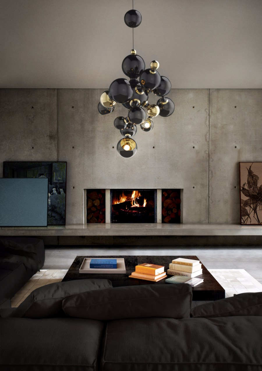 Discover The Best Lighting Designs to Elevate Your Living Room Decor (3)