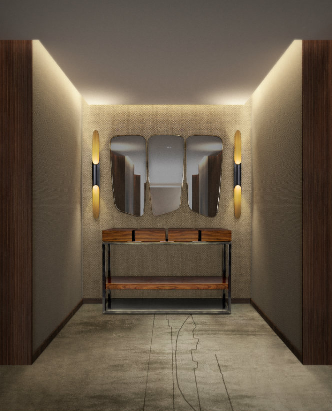 Find Out the Best Lighting Design to Brighten Up Your Hallway (2)