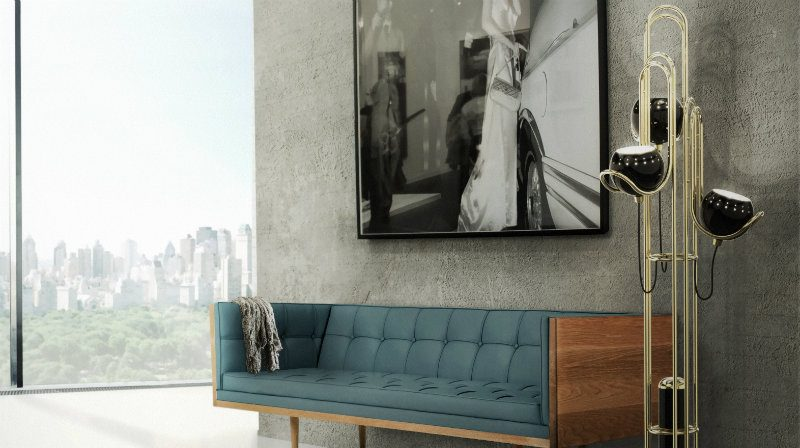 Find Out the Best Mid-Century Floor Lamps for Your Home Design FEAT