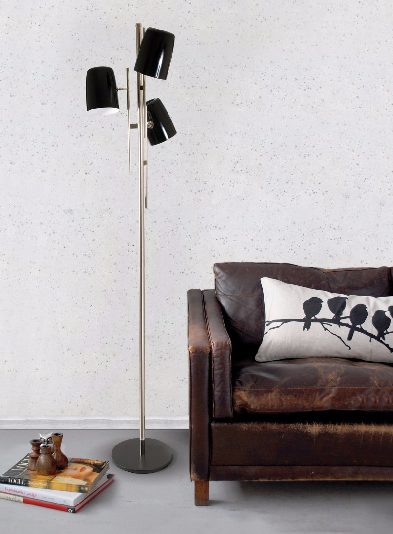 Make a Style Statement with These Modern Floor Lamps 6 modern floor lamps Make a Style Statement with These Modern Floor Lamps Make a Style Statement with These Modern Floor Lamps 6