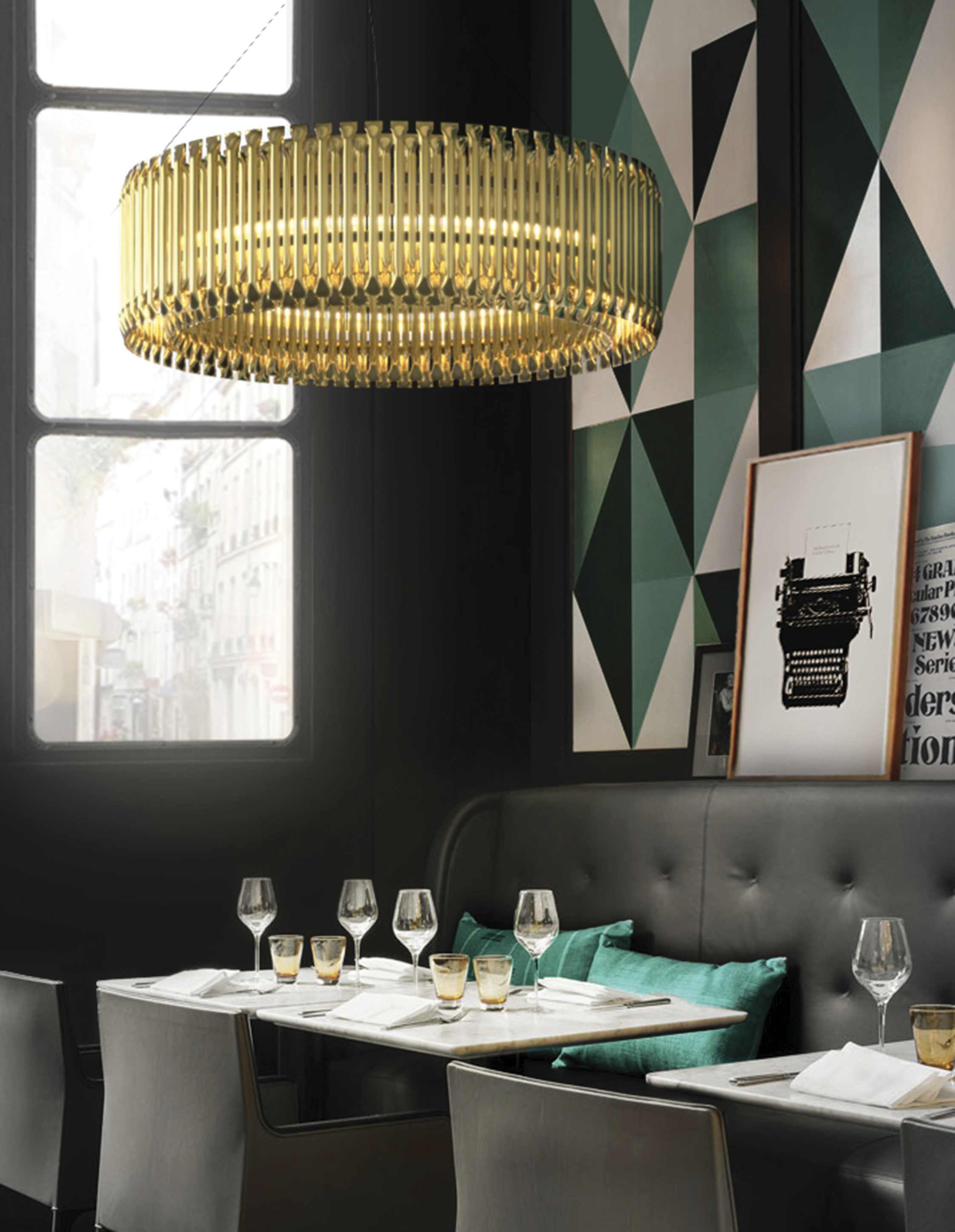Make the Most of Your Restaurant Decor with These Lighting Designs (2) lighting design Make the Most of Your Restaurant Decor with These Lighting Designs Make the Most of Your Restaurant Decor with These Lighting Designs 4