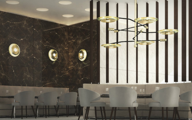 Make the Most of Your Restaurant Decor with These Lighting Designs (2) lighting design Make the Most of Your Restaurant Decor with These Lighting Designs Make the Most of Your Restaurant Decor with These Lighting Designs 6