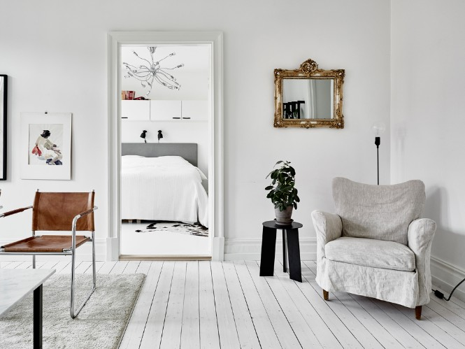 Swedish Apartment Shining with Scandinavian Floor Lamps scandinavian floor lamp Swedish Apartment Shining with Scandinavian Floor Lamps Swedish Apartment Shining with Scandinavian Floor Lamps 4
