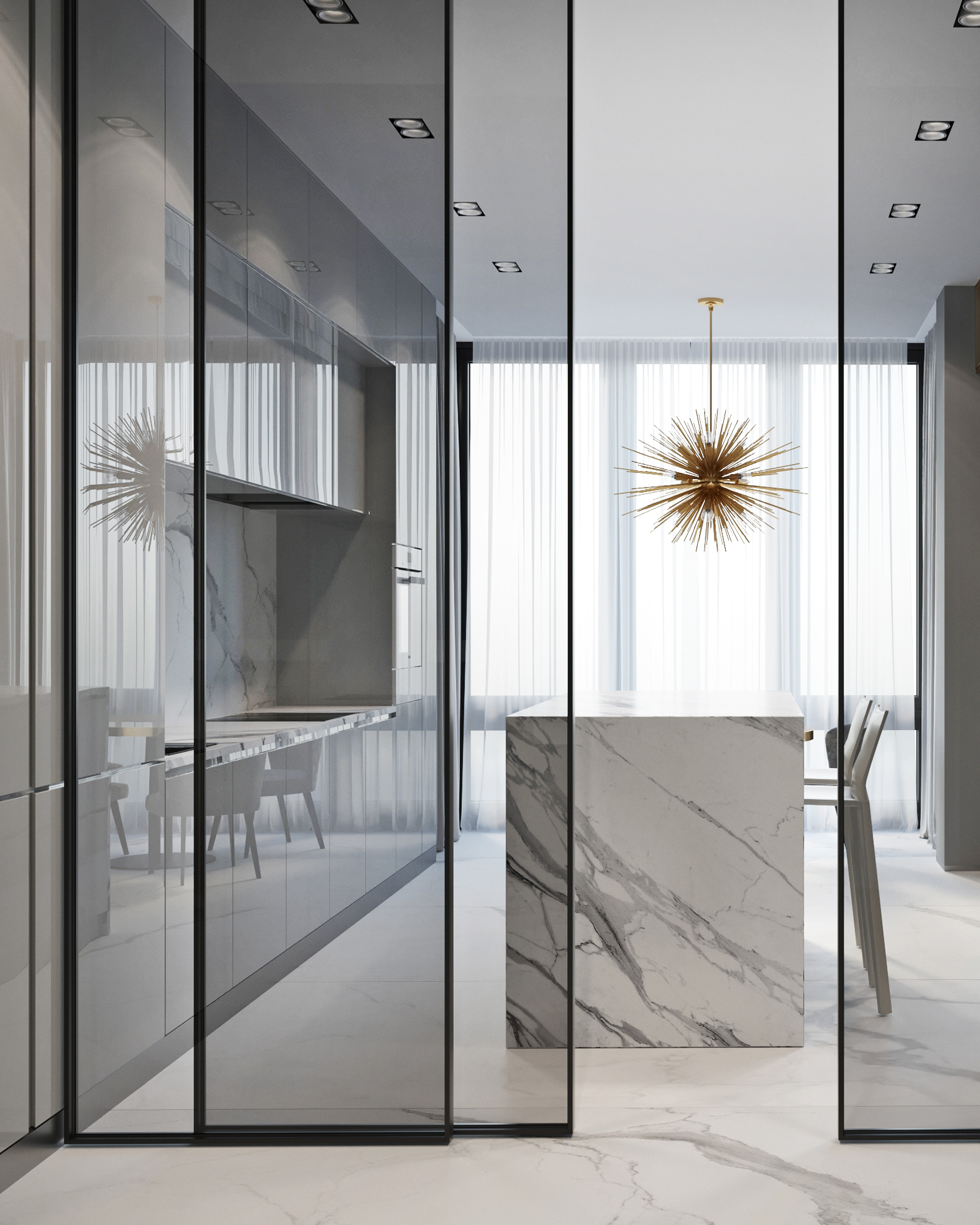 This Luxury Home Has A Mid-Century Lighting Design To Die For (1) mid-century lighting This Luxury Home Has A Mid-Century Lighting Design To Die For This Luxury Home Has A Mid Century Lighting Design To Die For 4
