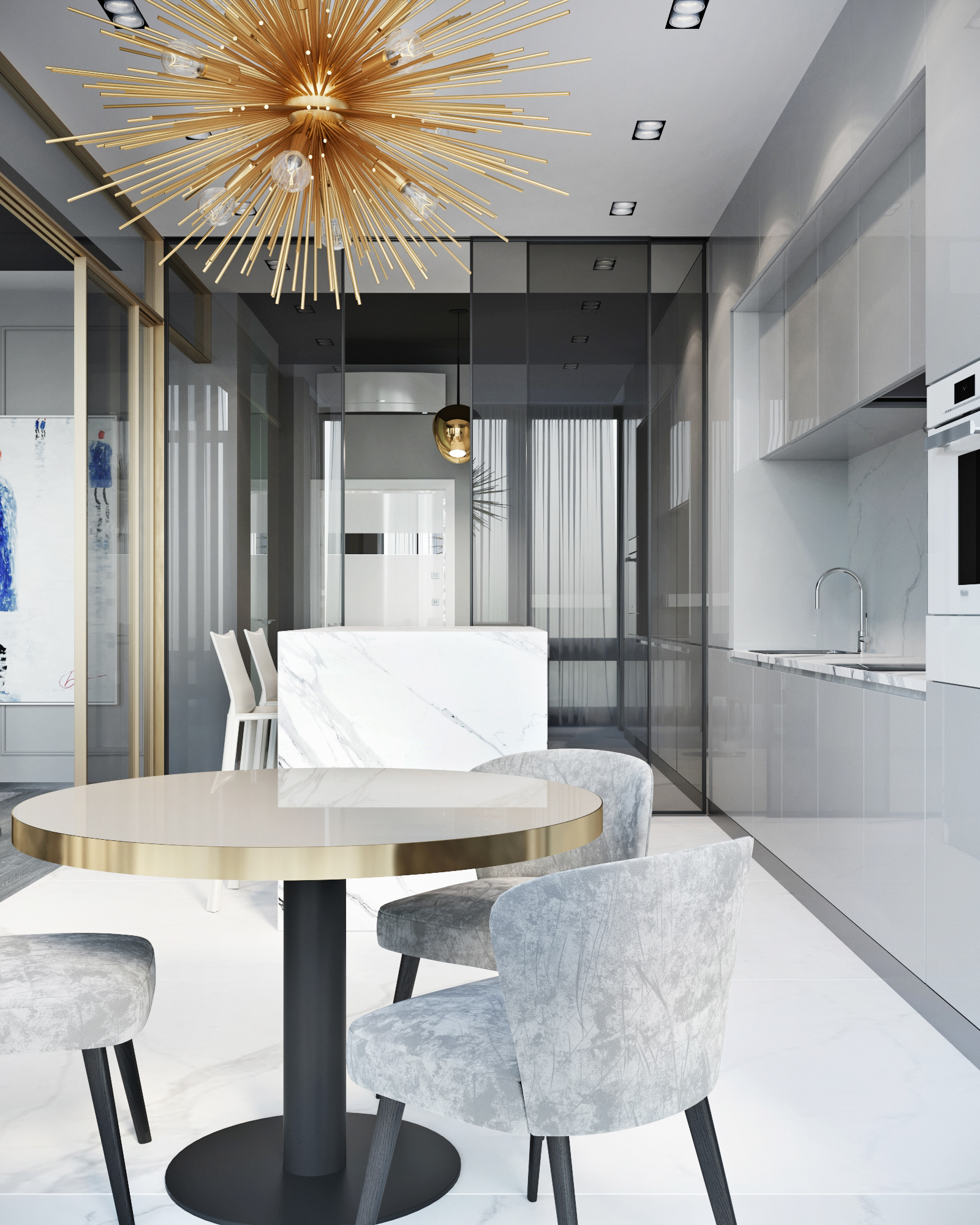 This Luxury Home Has A Mid-Century Lighting Design To Die For (1) mid-century lighting This Luxury Home Has A Mid-Century Lighting Design To Die For This Luxury Home Has A Mid Century Lighting Design To Die For 5