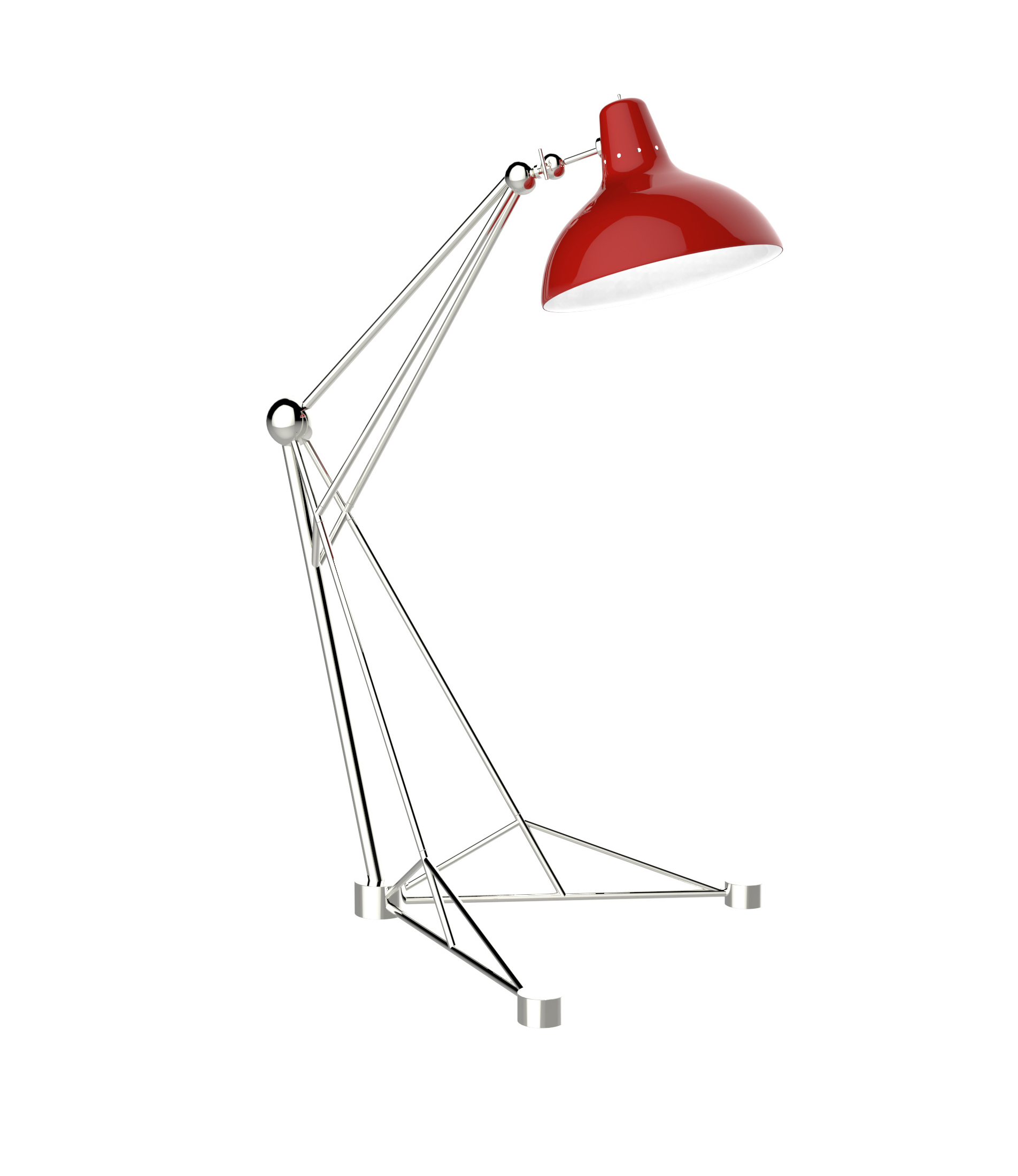 Bright Ideas The Perfect Industrial Floor Lamp for Your Loft 1