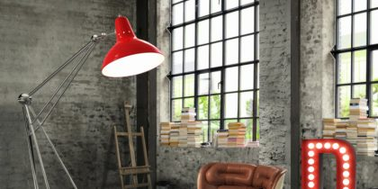 Bright Ideas The Perfect Industrial Floor Lamp for Your Loft 8