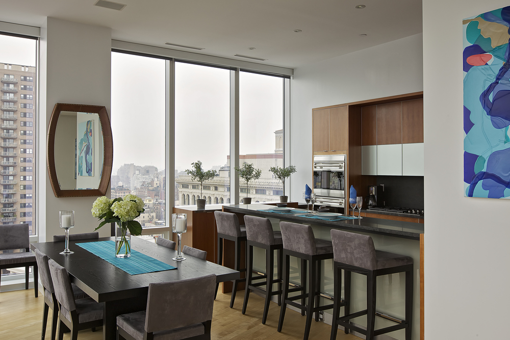 Chelsea Penthouse with Modern Floor Lamps & Sweeping Views 2 modern floor lamps Chelsea Penthouse with Modern Floor Lamps & Sweeping Views Chelsea Penthouse with Modern Floor Lamps Sweeping Views 3