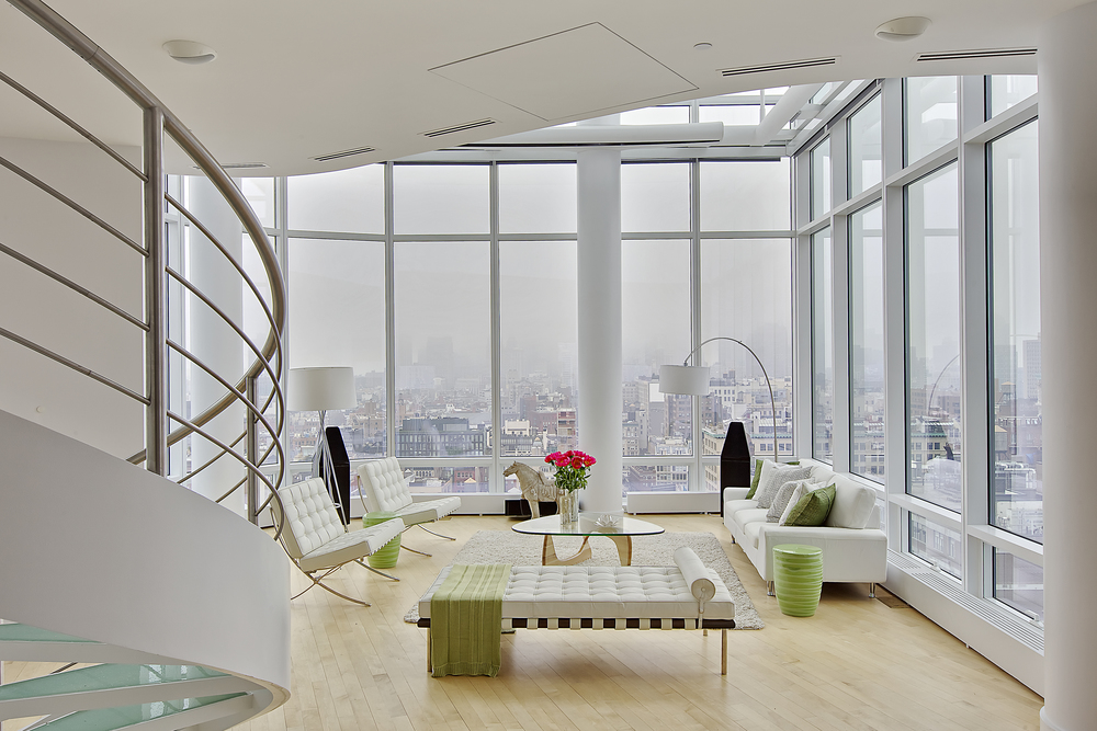 Chelsea Penthouse with Modern Floor Lamps & Sweeping Views 7 modern floor lamps Chelsea Penthouse with Modern Floor Lamps & Sweeping Views Chelsea Penthouse with Modern Floor Lamps Sweeping Views