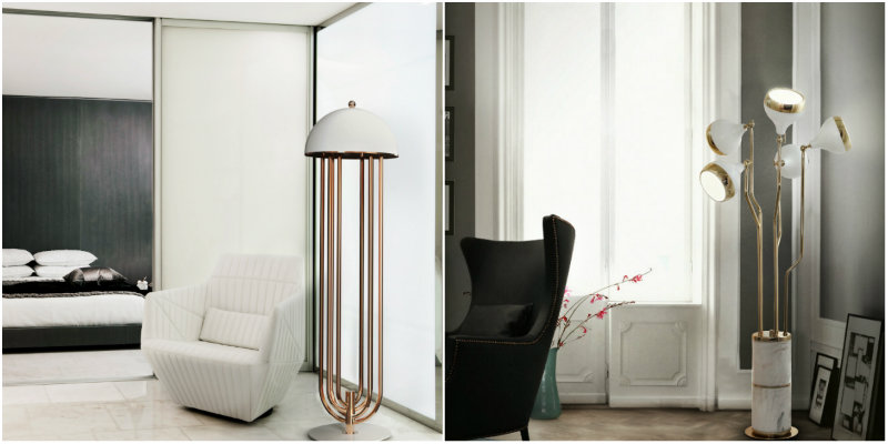Golden Floor Lamps to Elevate Your Lighting Design This Spring (11)