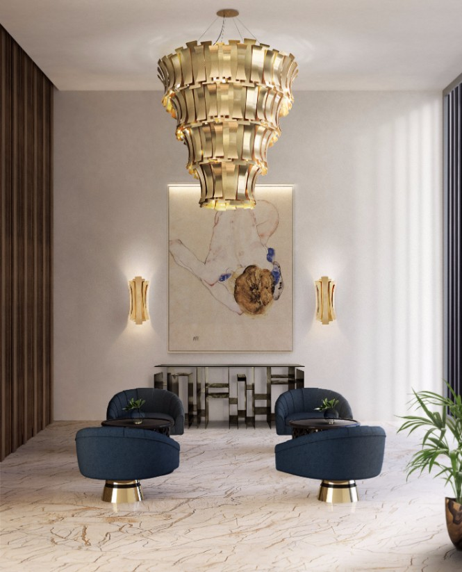 Inspiring Lighting Ideas That Will Elevate Your Lobby This Spring (1) lighting ideas Inspiring Lighting Ideas That Will Elevate Your Lobby This Spring Inspiring Modern Floor Lamps That Will Elevate Your Lobby This Spring 6